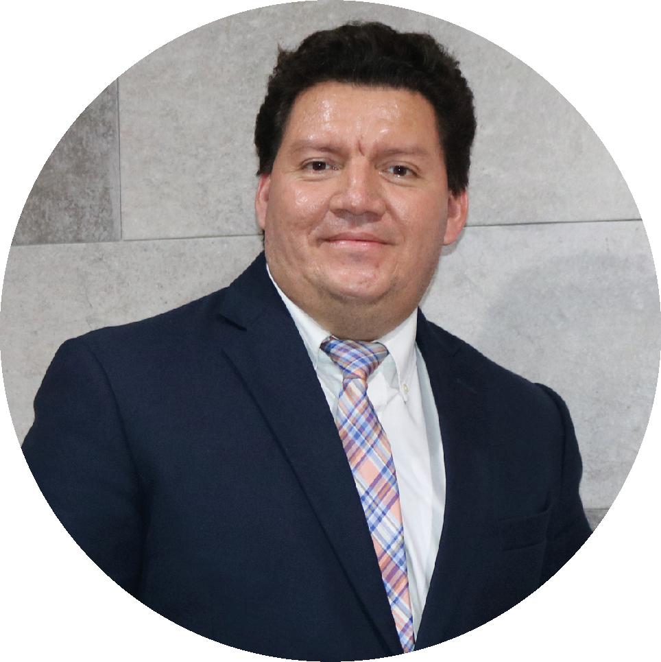 MAURICIO VLADIMIR UMANA R., Ph.D